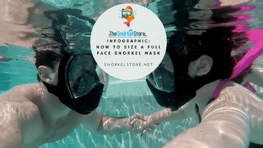 3 Best NEW Full Face Snorkel Masks - The Snorkel Store