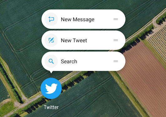 Twitter's latest alpha brings support for app shortcuts, Nougat multi-window, and a round icon [APK Download]