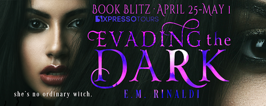 Evading the Dark Excerpt & Giveaway!