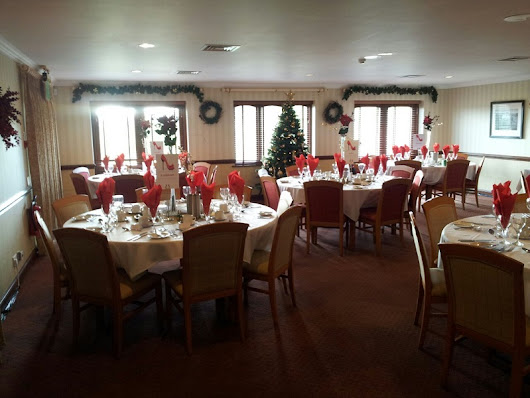 Christmas Parties - Sutton Green Golf Club