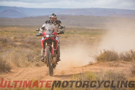 2016 Honda CRF1000L Africa Twin Review | First Ride