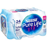 Nestlé Pure Life - Natural mineral water - 16.9 fl.oz - pack of 24