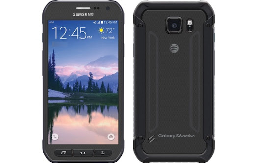 Another press photo of Samsung Galaxy S6 Active leaks out