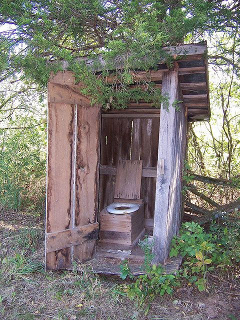 An old Outhouse at the                   abandoned Homeplace of Michael Crowell near Halls Mill                   in Bedford County, Tennessee. Collecting photos of                   Middle Tennessee Outhouses seems somewhat strange, but                   due to the fact that these Tennessee treasures are                    fast disappearing from the   Tennessee landscape makes                   it all the more necessary to photograph them. Those                    Outhouses which have not been destroyed or removed by                   human hands and urban dev     elopment are fast  decaying                   from the elements of time. It is to our native T...