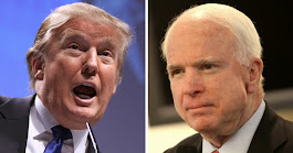 Trump Berates McCain For Opposing GOP's Latest Health Care Reform Bill