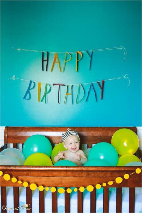 25  best ideas about Birthday photo shoots on Pinterest