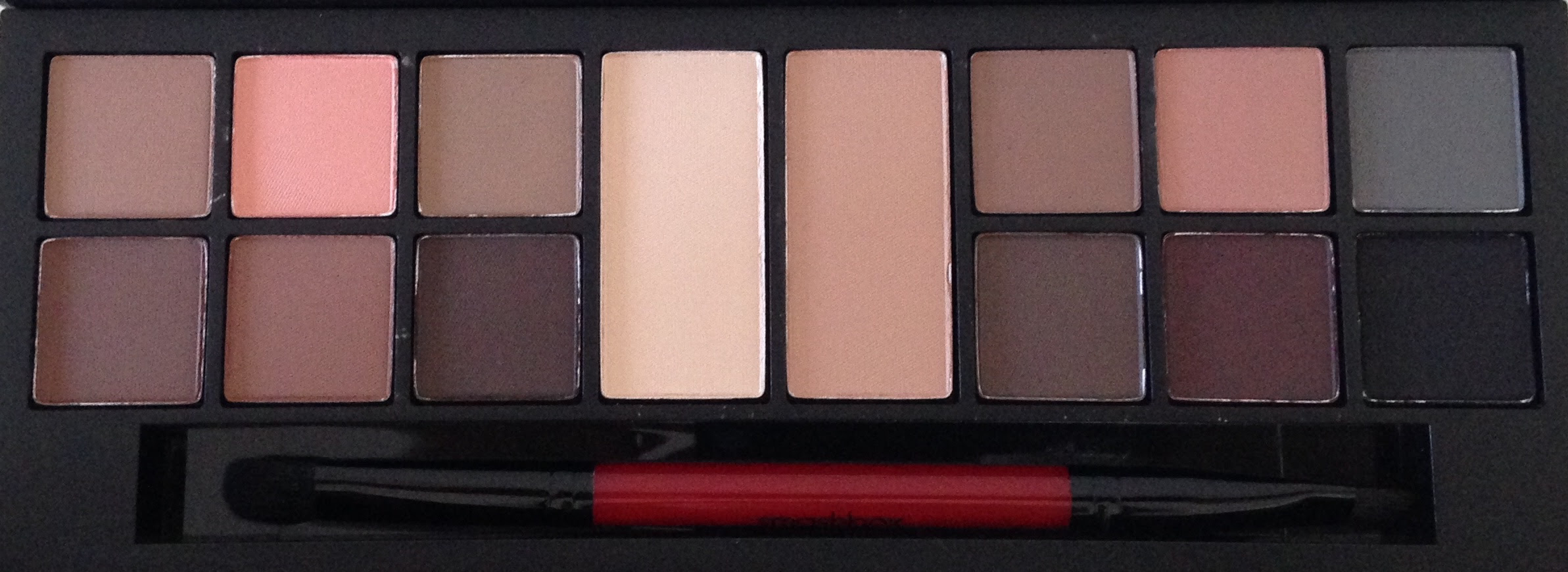 Smashbox Photo Matte Eyes Palette Aishwarya