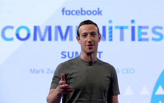 Facebook has a new mission: Bring the world closer together, Zuckerberg says in Chicago