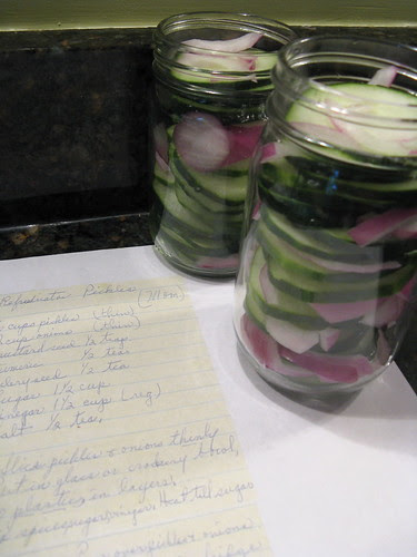 #245 - Making Pickles