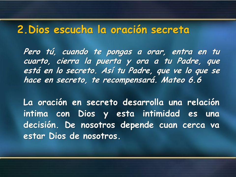 Resultado de imagen de La fe y la oración secreta