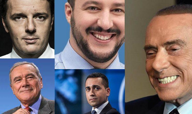 Risultati immagini per i politici italiani
