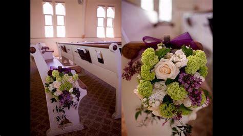 Easy Diy ideas for church wedding decorations   YouTube