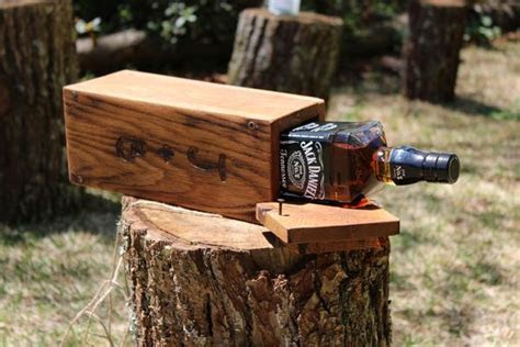 Whiskey Box for Rustic Wedding Ceremony ? Chad Floyd Woodworks