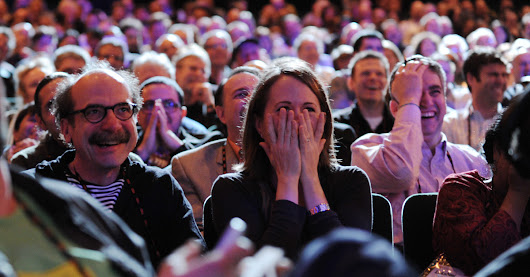 The 10 funniest TED Talks