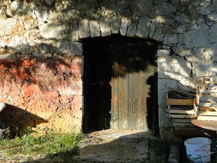 old door near ivan's parents