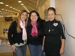 Me, Ann Denise and Debrina!