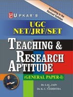 UGC NET JRF SEt teaching and Research Aptitude General Paper
