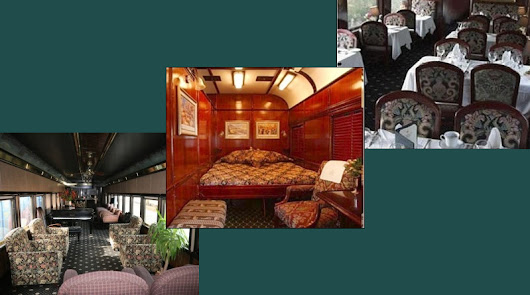Luxury Train Vacation Timeshares Are Coming