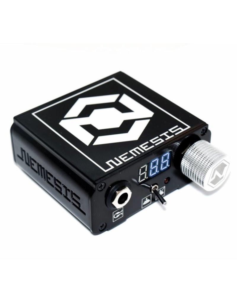 Nemesis Tattoo Power Supply Black Dashatattoo Tattoo