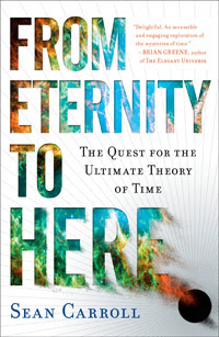 From Eternity to Here (book cover)