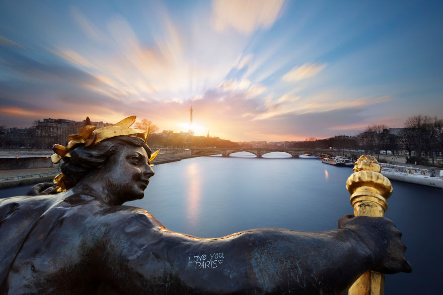 Conheça o homem que fotografa o sol em diferentes lugares do mundo
