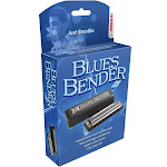 Hohner Blues Bender Harmonica Key of G