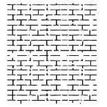 Inverse bricks by bricks small