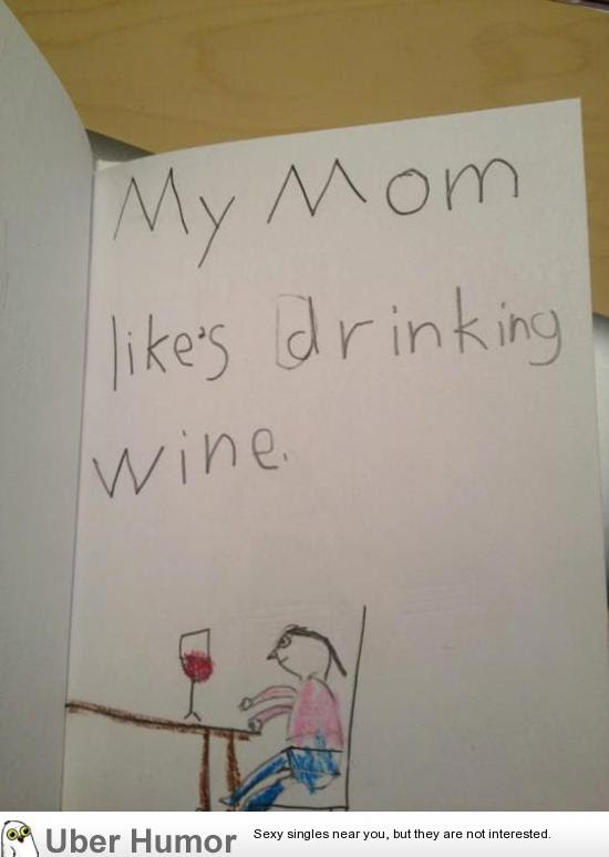 Write Once Sentence About A Family Member And Draw A Picture About