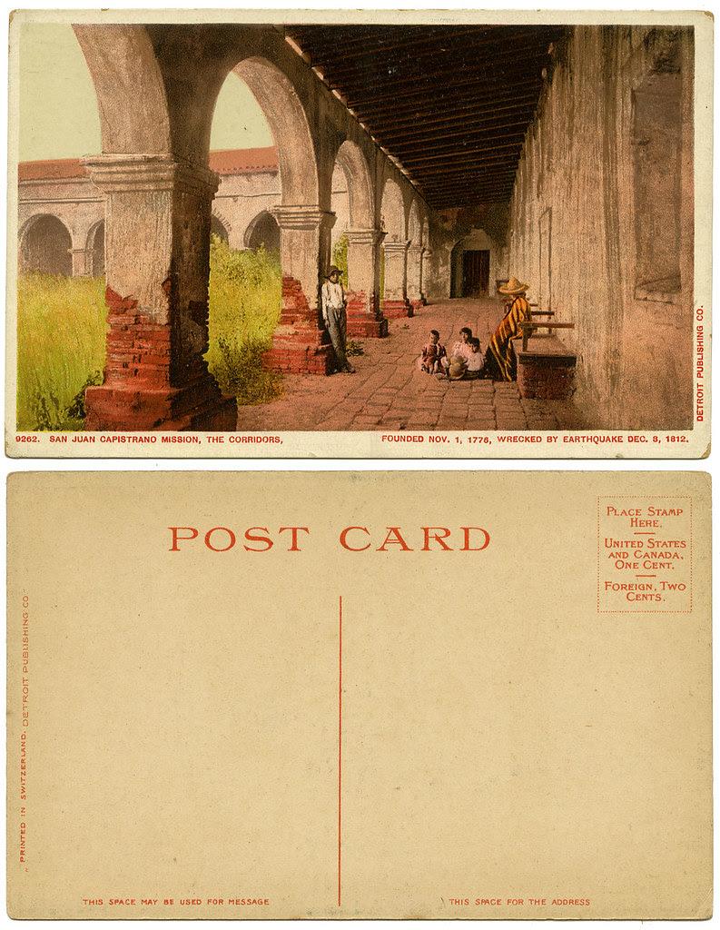 San Juan Capistrano Mission_tatteredandlost