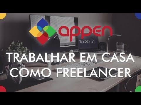 APPEN | HOME OFFICE | TRABALHAR EM CASA COMO FREELANCER