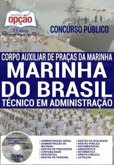 Apostila Preparatória Marinha do Brasil-TÉCNICO EM ADMINISTRAÇÃO