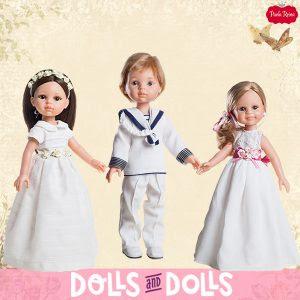 Foto muñecas de Comunión de Paola Reina