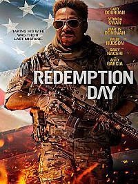 affiche sortie dvd redemption day