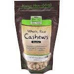 Now Foods - Cashews Raw 10 oz