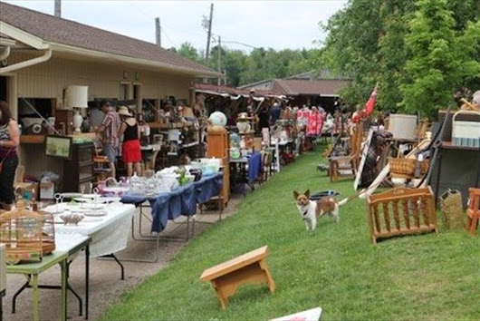 Hunt for bargains at Aberfoyle Antique Market | NiagaraFallsReview.ca