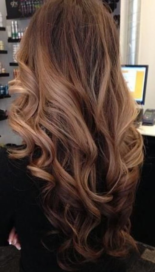 Nice Ombre Hair Color Ideas - Hairstyles Weekly
