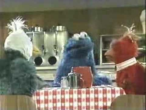 "Sesame Street - Monsterpiece Theater ""Twin Beaks"""