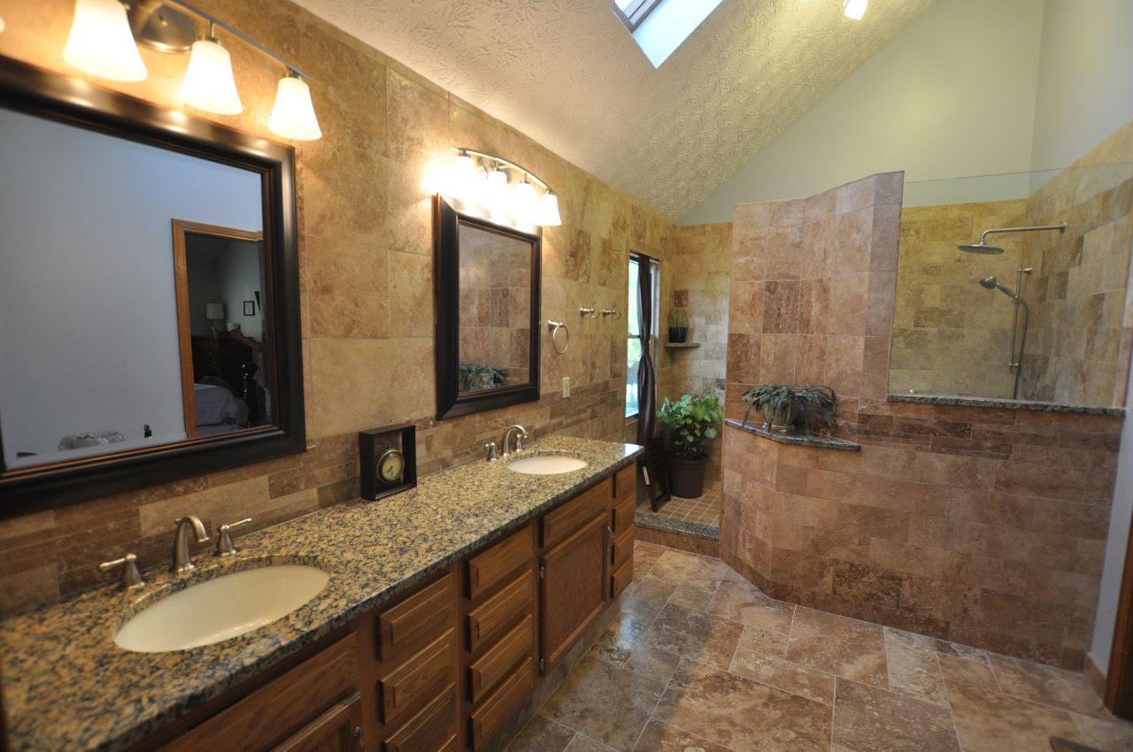 Bathroom Design Gallery - Great Lakes Granite & Marble