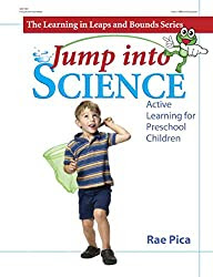 active science activities for preschool