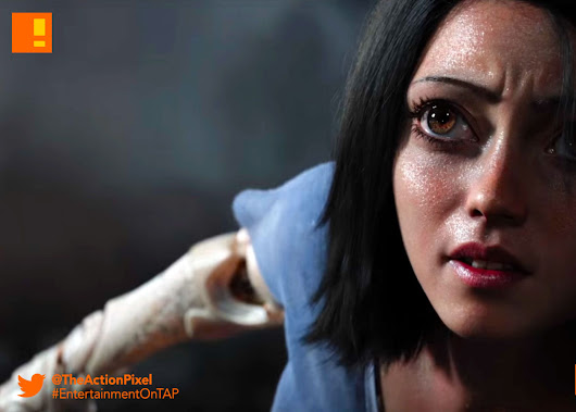 """Alita: Battle Angel"" unleashes its official trailer"