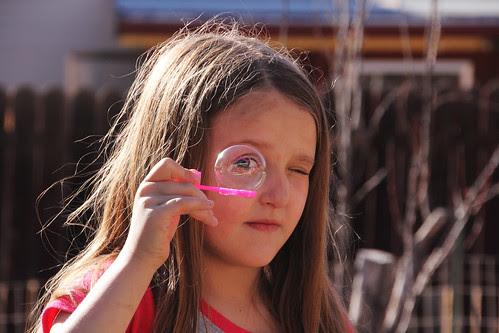 bubble lens