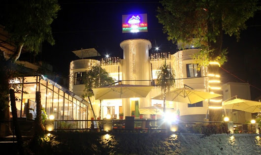Hotel Mount View Mount Abu | Roof Top Gazebo, Online Delicious Food