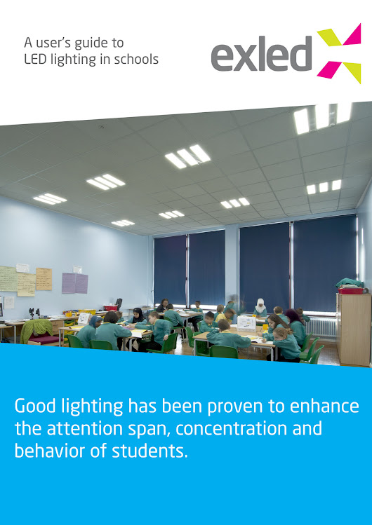 Exled - Education Lighting Fact Sheet - Page 1