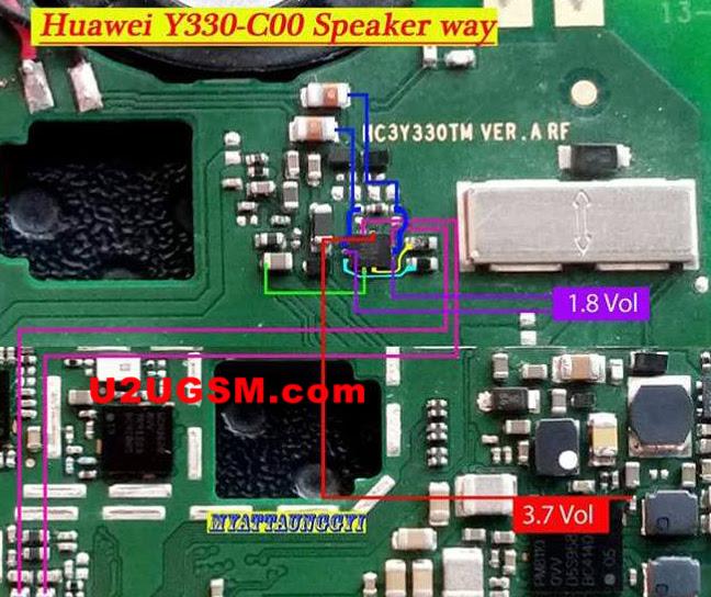 Huawei Ascend Y330 Ringer Solution Jumper Problem Ways