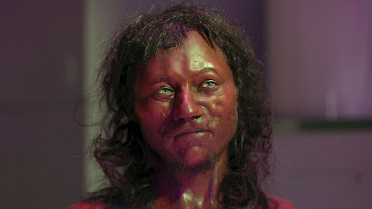 This is what people in Britain looked like 10,000 years ago