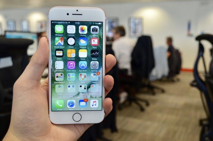 iOS 10.0.3 cho iphone apple