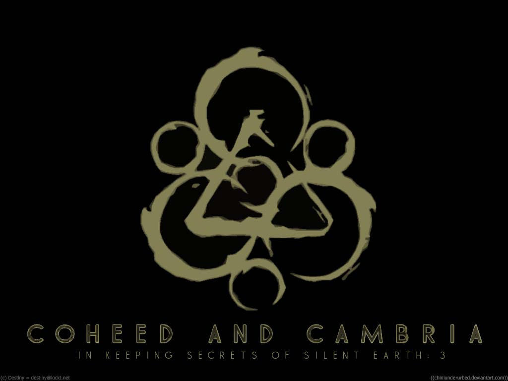 Nice Spread Coheed And Cambria Wallpaper