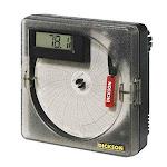 Dickson Sl4100 Recorder,temp,4 In,0 To 100 F,display