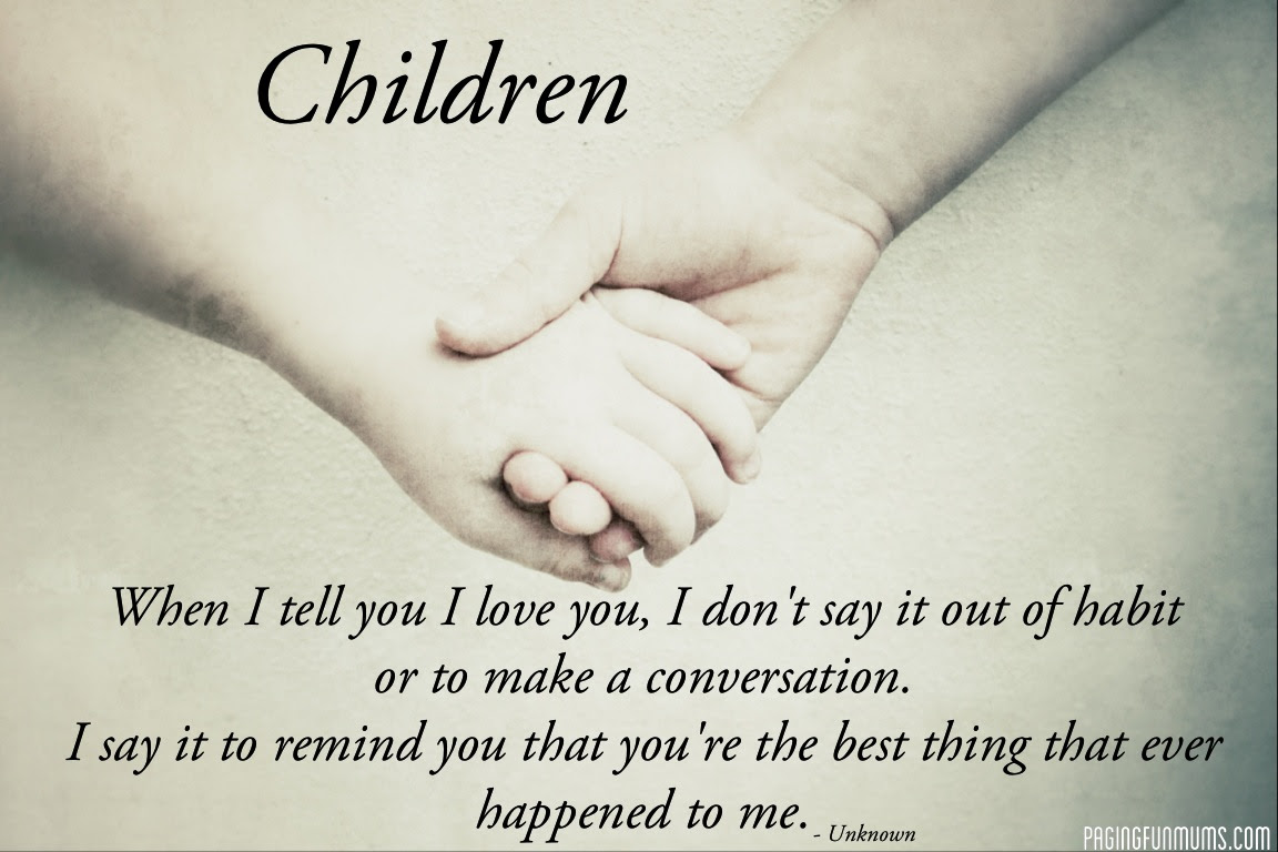 Quotes About Son And Daughter 115 Quotes