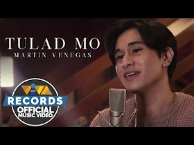 Tulad Mo by Martin Venegas [Official Music Video]